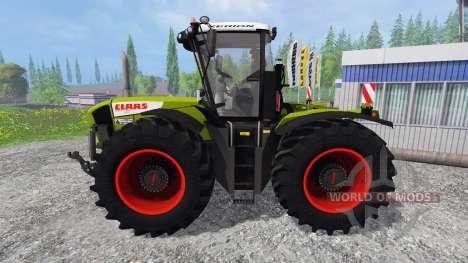 CLAAS Xerion 3300 TracVC [washable] v5.0 pour Farming Simulator 2015