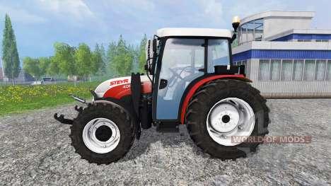 Steyr Kompakt 4095 pour Farming Simulator 2015