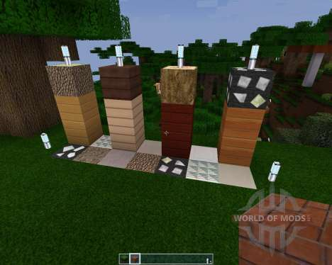 Erehwon Resource Pack [64x][1.8.8] für Minecraft