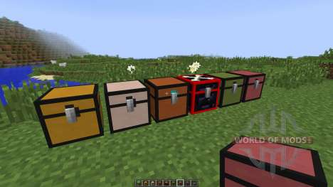 Tiny Storage [1.7.10] für Minecraft