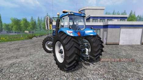 New Holland T8.320 [600HP] pour Farming Simulator 2015