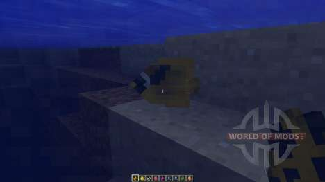 Aquatic Abyss [1.7.10] pour Minecraft