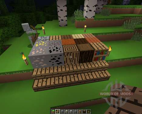 Simple Craft Resource Pack [16x][1.8.8] für Minecraft