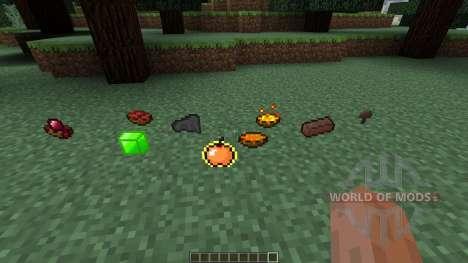 Food Expansion [1.7.10] für Minecraft
