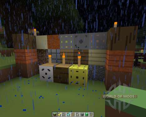 3D Simplicity [16x][1.8.1] für Minecraft
