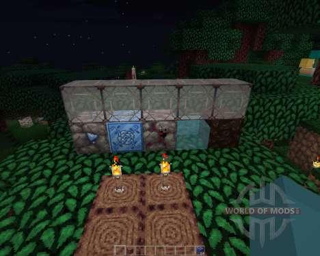 LodeCraft Resource Pack [16x][1.8.8] pour Minecraft