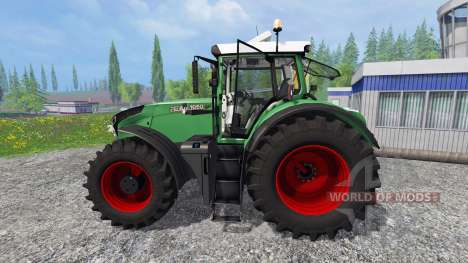 Fendt 1050 Vario Grip wheels für Farming Simulator 2015
