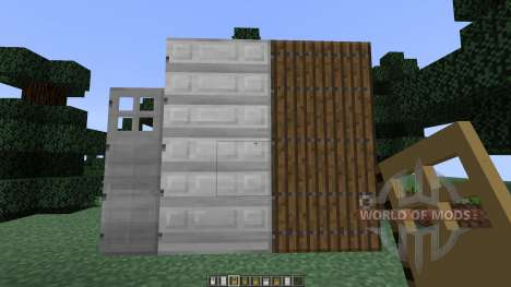 Roxas Tall Doors [1.7.10][1.7.2] für Minecraft