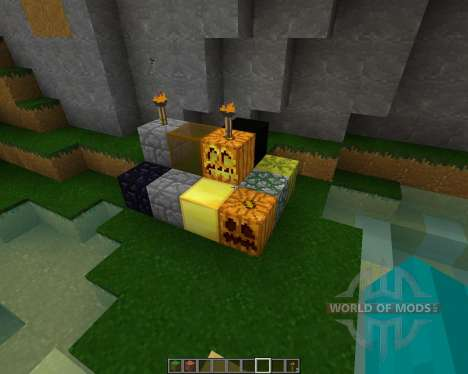 Minecraft 2nd Generation Pack [32x][1.8.8] pour Minecraft