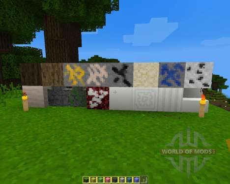 Duff Pack [16x][1.8.1] pour Minecraft