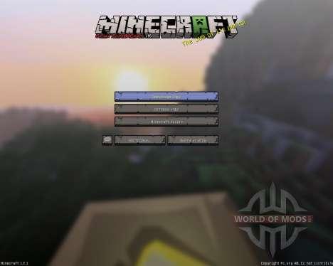 Sphax PureBDCraft [16x][1.8.1] pour Minecraft