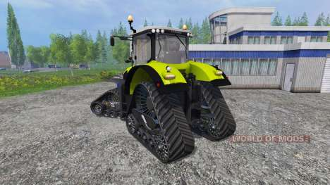 CLAAS Axion 950 Quadtrac für Farming Simulator 2015