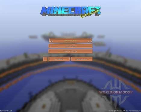 Pop Reel Realistic Resource Pack [64x][1.8.8] für Minecraft