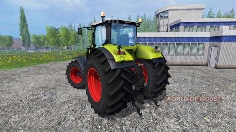 CLAAS Axion 950 v1.1 für Farming Simulator 2015