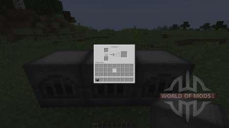Giacomos Foundry [1.8] pour Minecraft