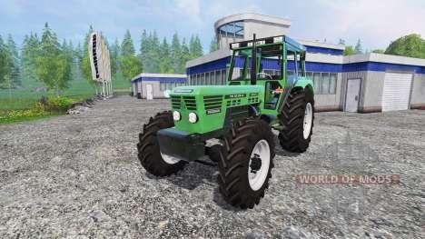 Torpedo 9006A pour Farming Simulator 2015