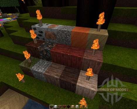 Malte Pack [128x][1.8.1] pour Minecraft