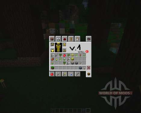 WALL-E Resource Pack [16x][1.8.8] pour Minecraft