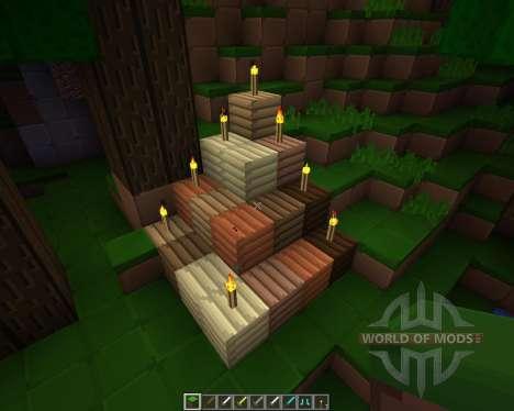 Super Simple Texture Pack [16x][1.8.8] für Minecraft