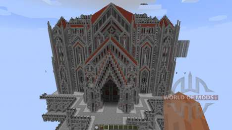 Castle of Red [1.8][1.8.8] pour Minecraft