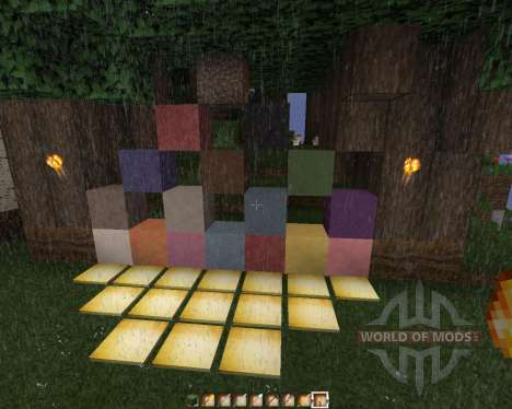 Orion Three Resource Pack [32x][1.8.8] pour Minecraft