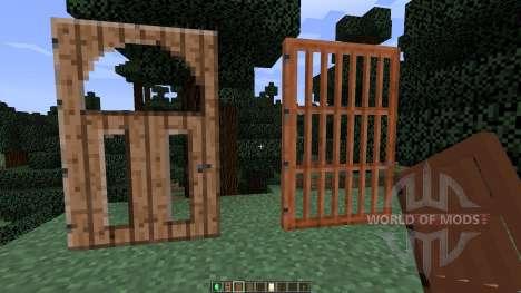 Roxas Tall Doors [1.8] für Minecraft