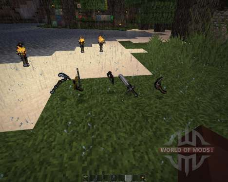 Compatible Conquest [32x][1.8.8] pour Minecraft