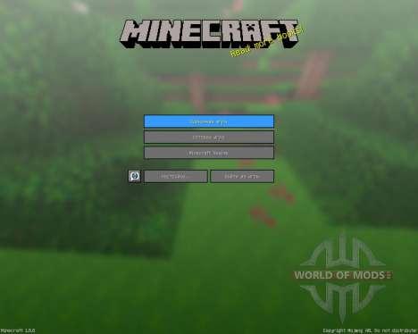 Easycraft Resource Pack [16x][1.8.8] für Minecraft