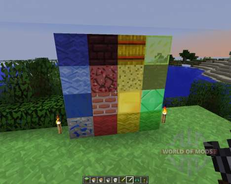 VectorPack [128x][1.8.8] pour Minecraft