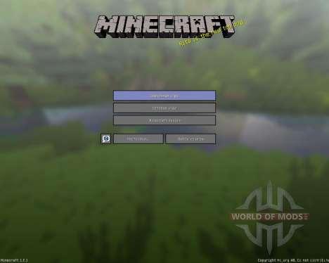 MistyCraft RELOADED [16x][1.8.1] pour Minecraft