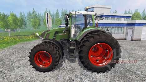 Fendt 828 Vario [fixed] pour Farming Simulator 2015