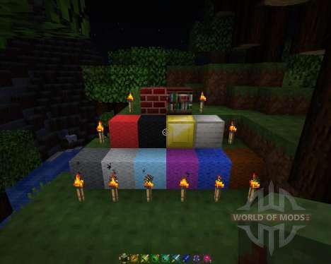 Dancing Life v0.9.8.2 [16x][1.8.8] für Minecraft
