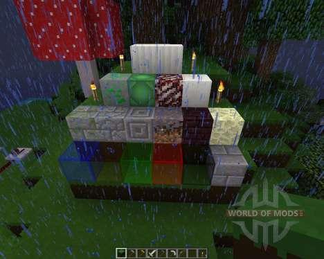 Minecrafters Resource Pack [16x][1.8.8] pour Minecraft