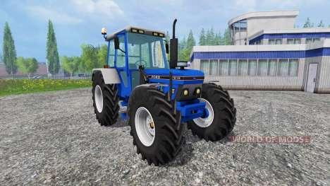 Ford 7810 pour Farming Simulator 2015