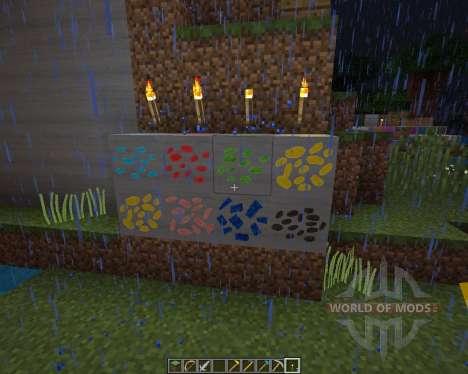 CraftoPack hand drawn texturepack [128x][1.8.8] pour Minecraft