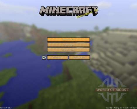 Throtic Craft Realistic Pack [64x][1.8.8] pour Minecraft