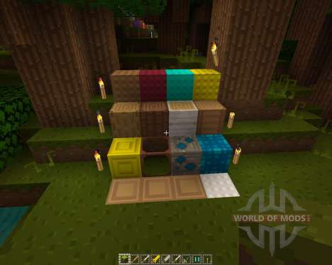 Colorfull Pack [16x][1.8.8] pour Minecraft