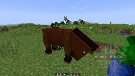 Horse Upgrades [1.8] pour Minecraft