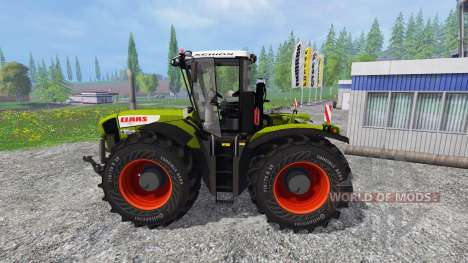 CLAAS Xerion 3300 TracVC [washable] v4.2 [full] pour Farming Simulator 2015