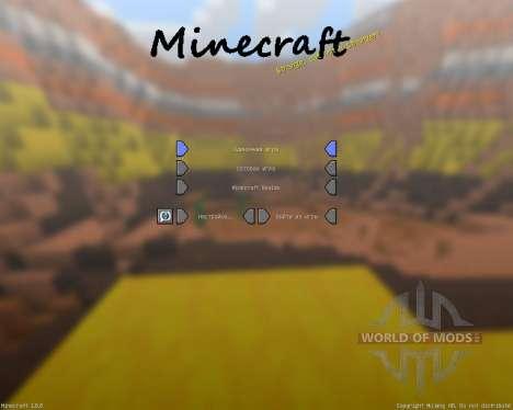 Obsincraft - ObsinPack [16x][1.8.8] pour Minecraft