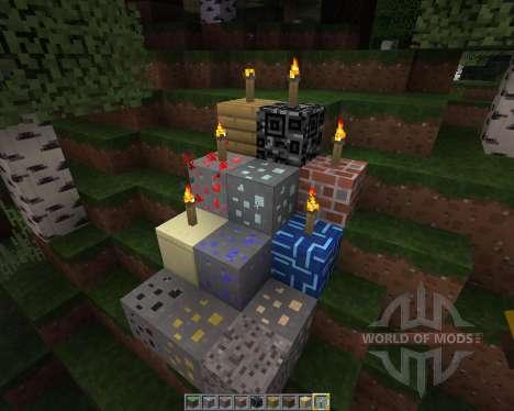 Light Redemption [16x][1.8.8] pour Minecraft