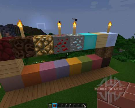 StarPack Resource Pack [32x][1.8.8] pour Minecraft