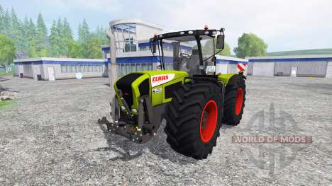 CLAAS Xerion 3300 TracVC [washable] v4.2 für Farming Simulator 2015