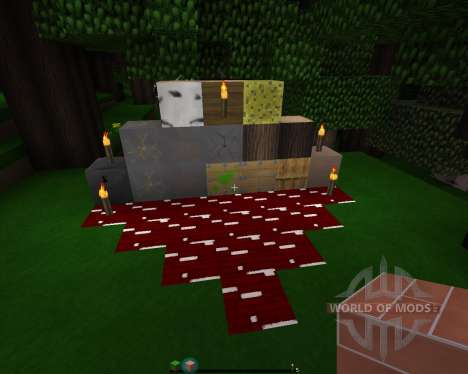 PolishedCraft Resource Pack [64x][1.8.8] pour Minecraft