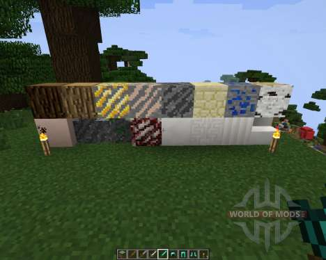 Like Texture [16x][1.8.8] pour Minecraft