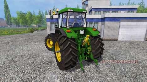 John Deere 7810 v2.0 für Farming Simulator 2015