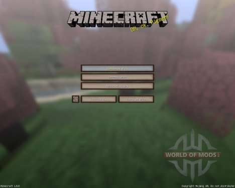 Wolfhound Asian [64x][1.8.8] für Minecraft