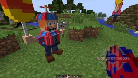 Five Nights at Freddys [1.7.10] pour Minecraft