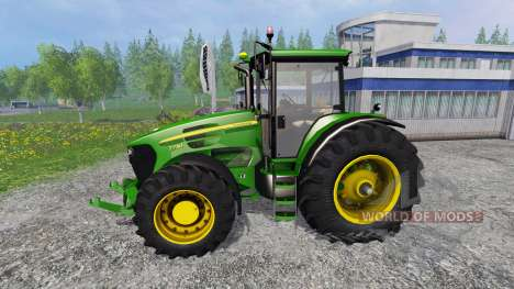 John Deere 7730 v2.5 [Fixed] für Farming Simulator 2015