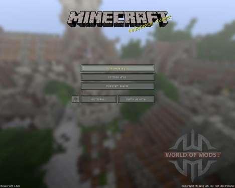 SilverMines [64x][1.8.8] pour Minecraft
